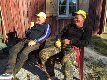 Mats och Göran.